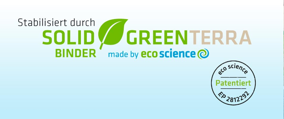 Solid Green Binder – made by Eco Science
